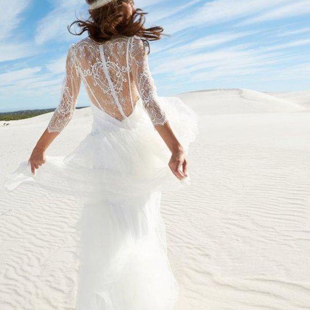 Robe de mariée créateur haute couture Manon Pascual
