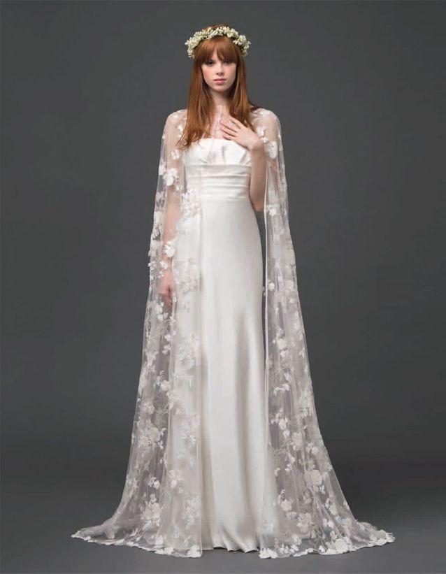 c59f200d06c Robe de mariée créateur italien Alberta Ferretti - Et si on s ...