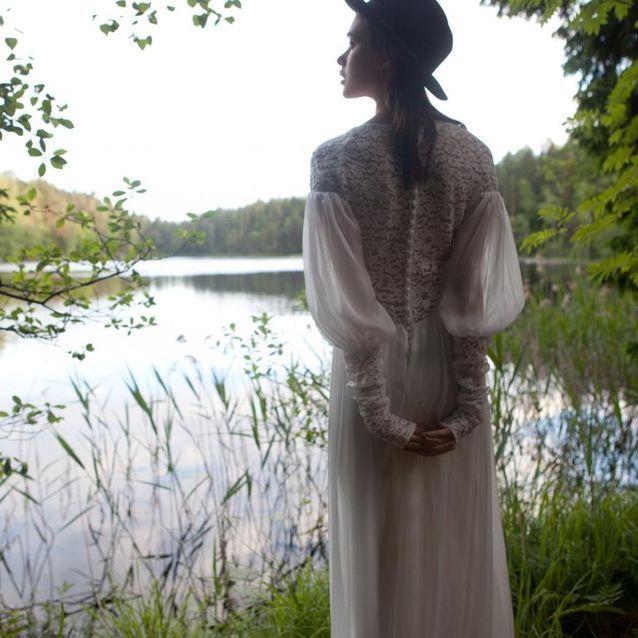 Robe mariée créatrice Delphine Manivet