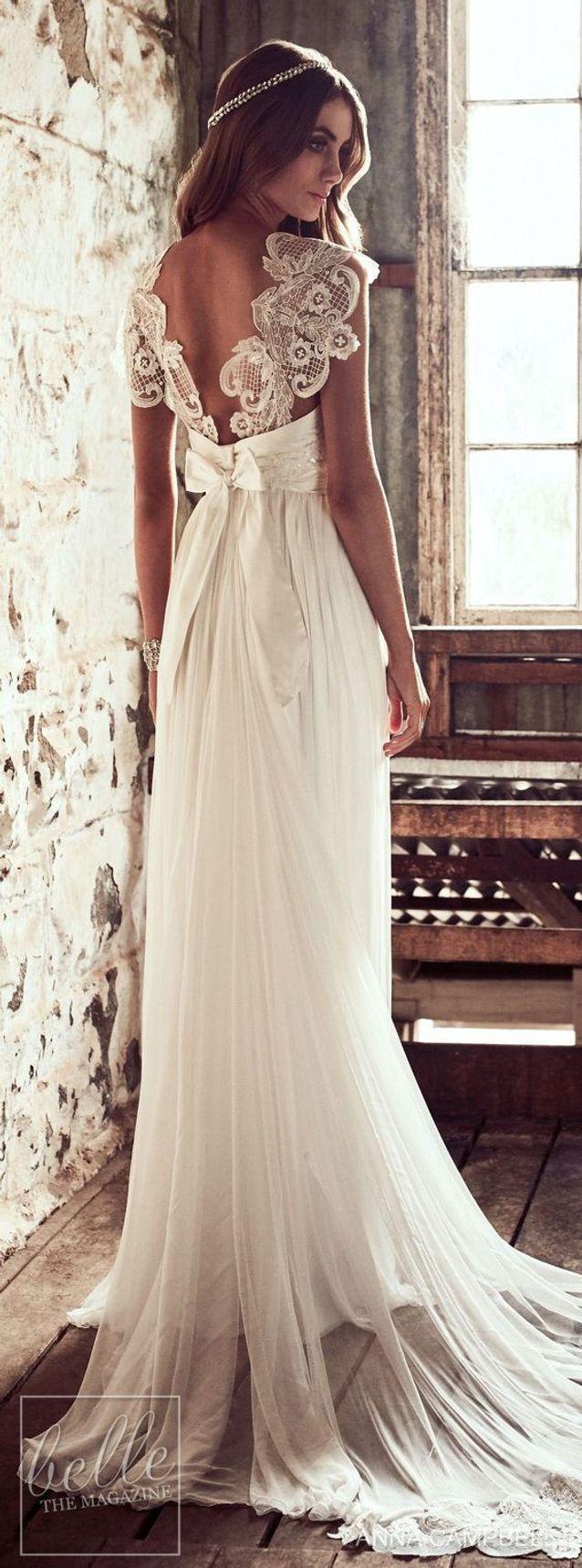 Robe de mariée princesse délicate