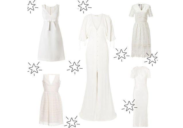 20 robes de mariée parfaites pour un mariage civil