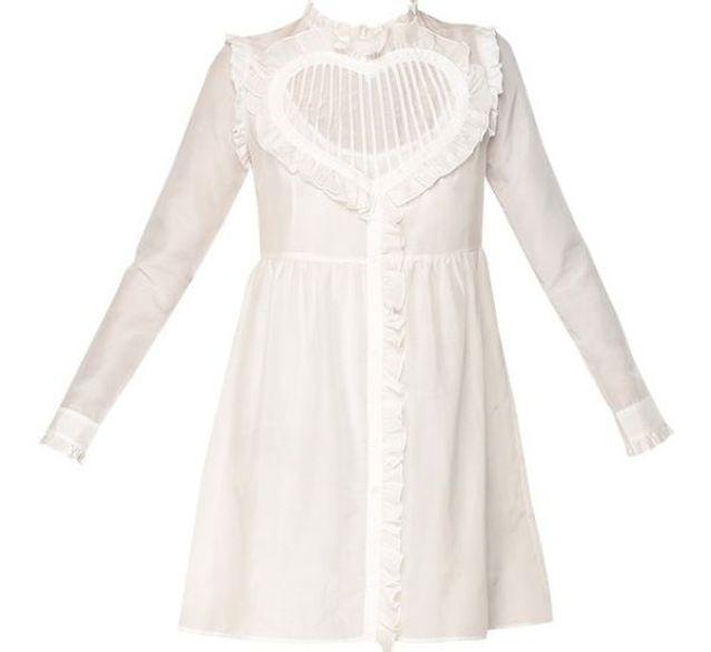 Robe de mariage civil Manoush