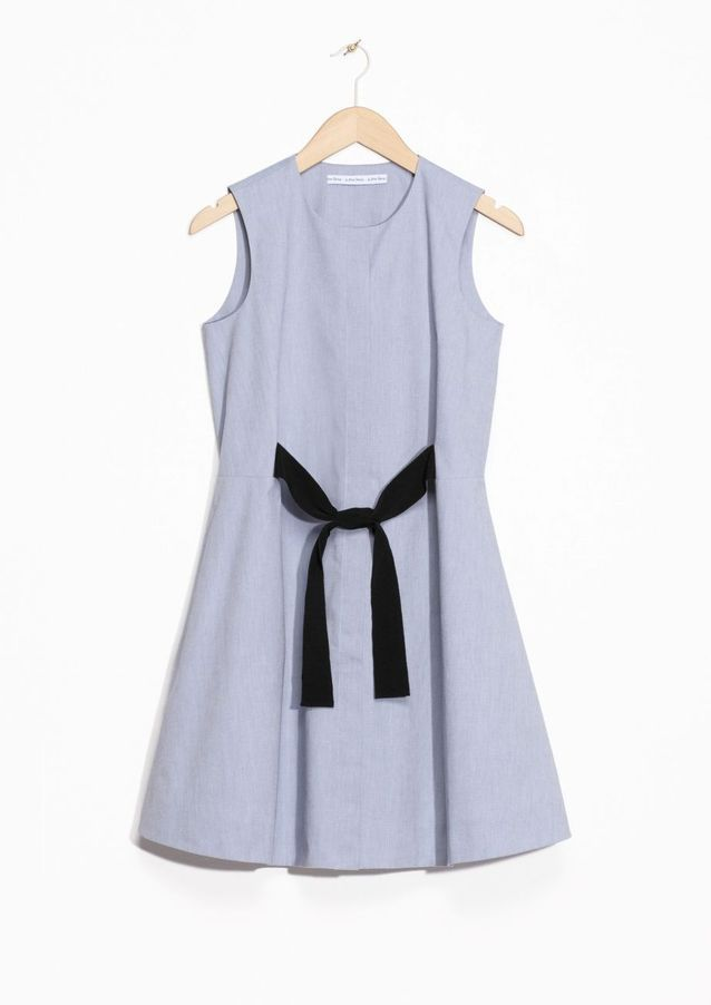 Robe témoin de mariage simple & Other Stories