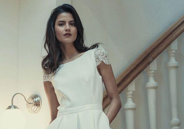 Robe De Mariée Courte : Les Plus Belles Robes De Mariée