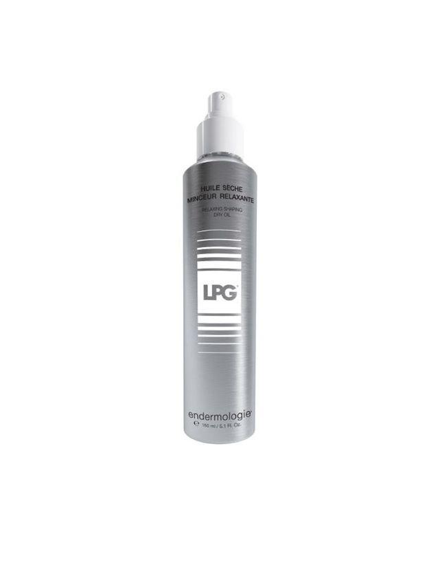 Huile sèche minceur relaxante, LPG, 39 €, 150 ml
