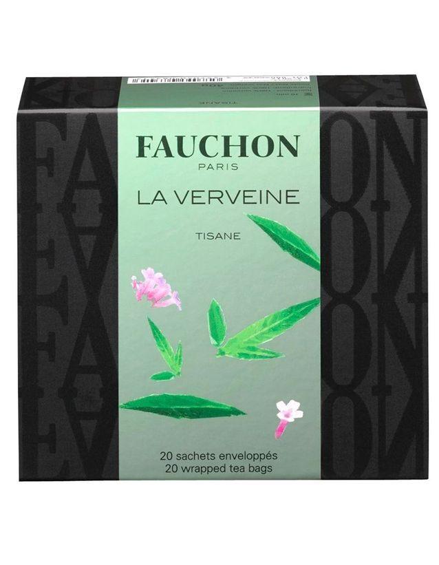 La verveine, tisane, Fauchon, 10,80 €, 40 g