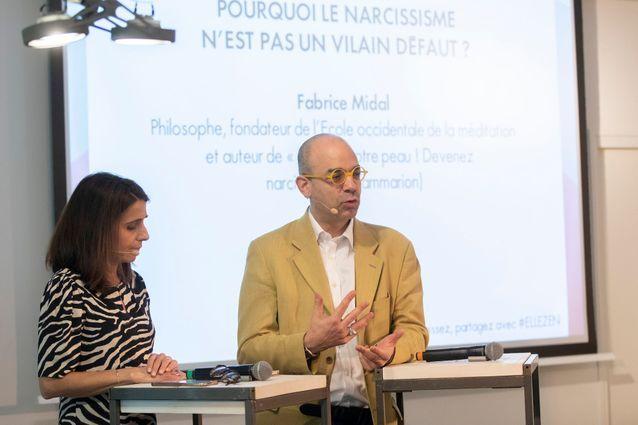 Fabrice Midal, fondateur de l'Ecole occidentale de la méditation
