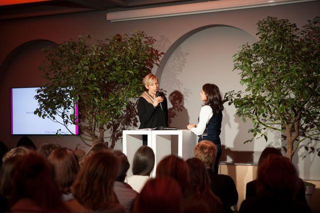 Françoise Kessler (Weleda) interviewée par Anne-Cécile Sarfati (ELLE)