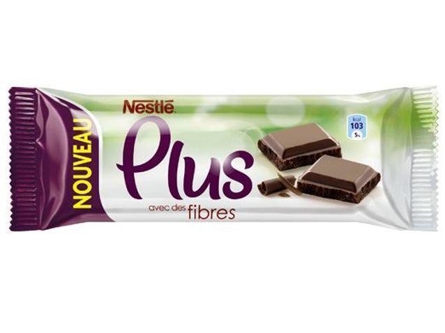 Barre De Céréales Nestlé Plus Chocolat