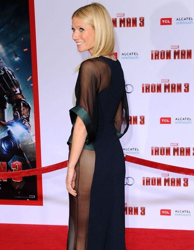 Gwyneth Paltrow se muscle avec Tracy Anderson