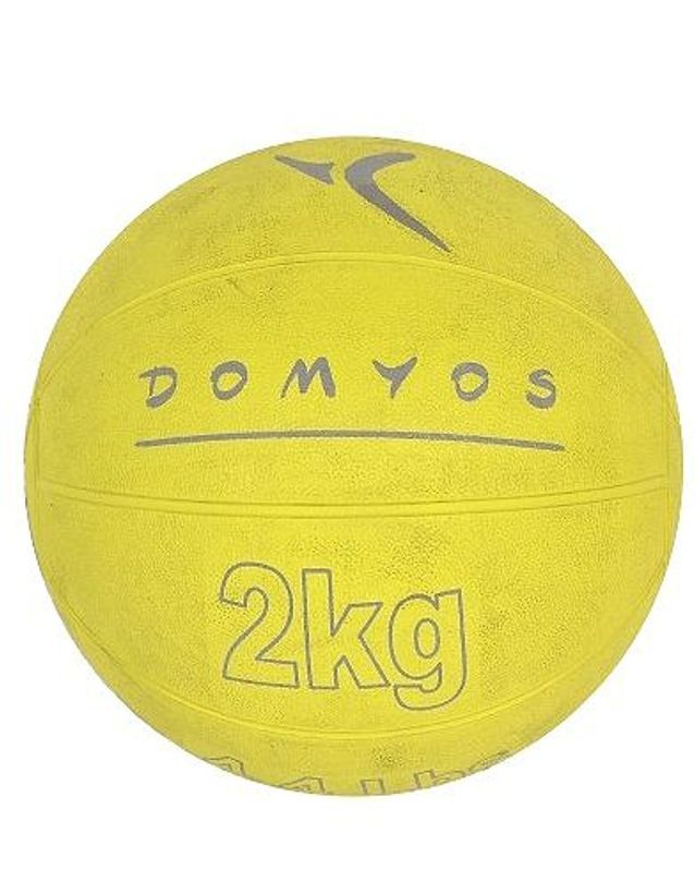 Minceur shopping sport accessoires exercices medecine ball domyos