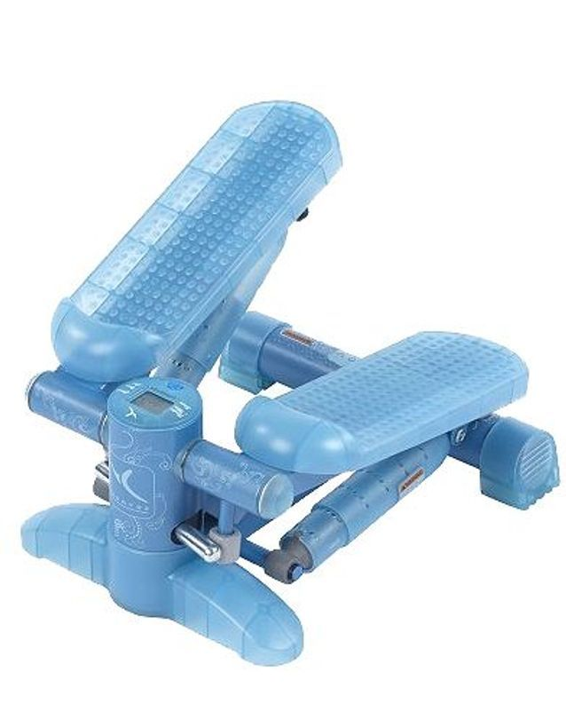 Minceur shopping sport accessoires exercices steppers domyos
