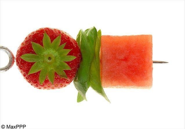 Les aliments bien-être et plaisir de l'été