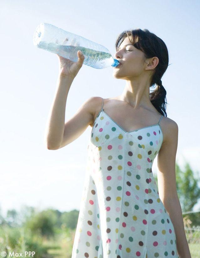 Buvez un litre et demi d'eau par jour