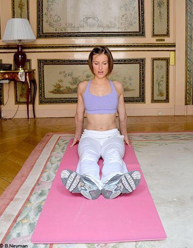 Minceur sport exercices coach julie ferrez affiner jambes exo 2 1