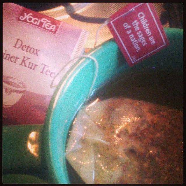 Detox Organic de Yogi Tea