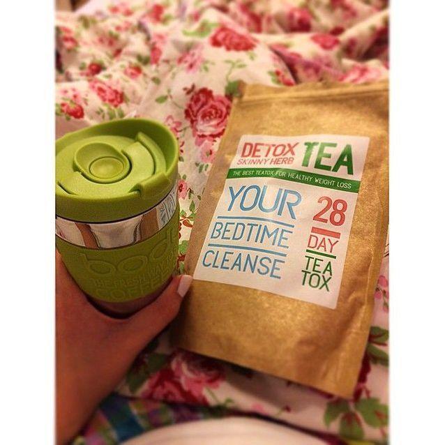 Detox Skinny Herb Tea de Herbs