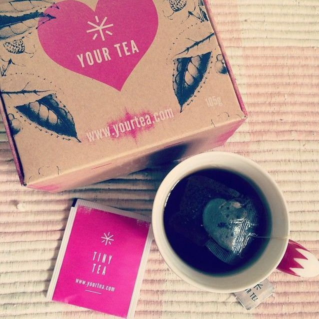 Tiny Tea de Your Tea