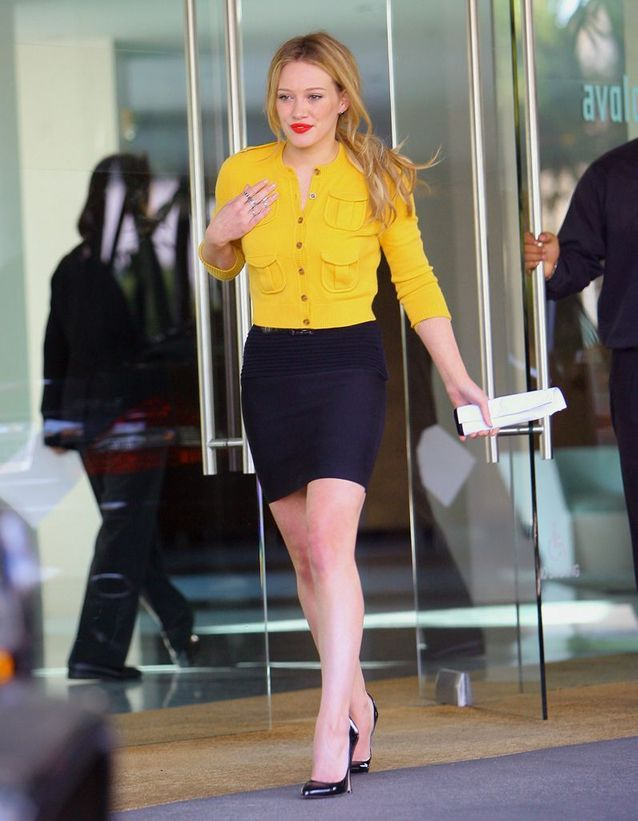 Hilary Duff et le programme Fresh Mommy by Freshology