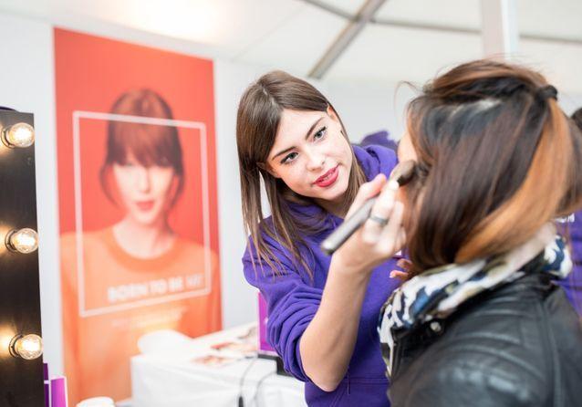 Flash make up proposé par Marionnaud