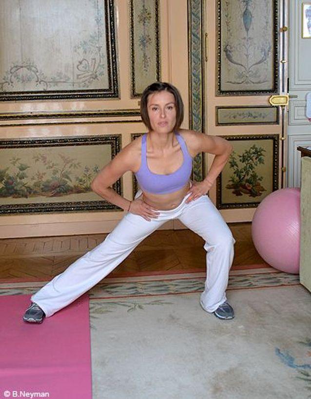 Minceur sport exercices coach julie ferrez affiner jambes exo 1 6
