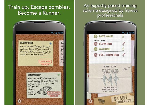 Zombies, run !