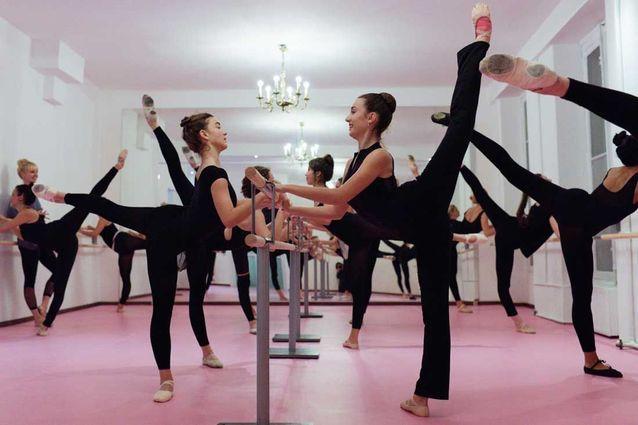 Le Fit' Ballet Studio dans le 10e
