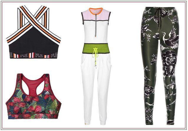 Vêtement de fitness   nos plus beaux vêtements de fitness - Elle a4c551c5042