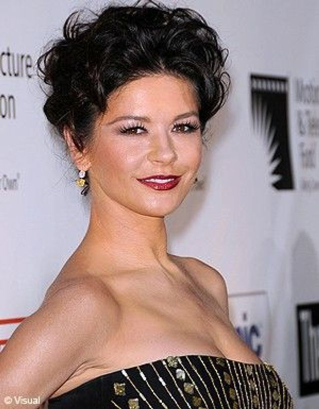 Régime de Catherine Zeta Jones