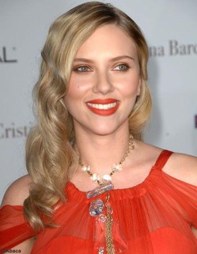 Régime de Scarlett Johansson