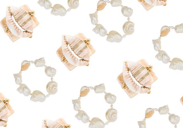 15 bijoux coquillages pour succomber à la tendance de l'été
