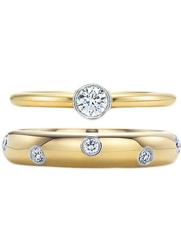 Mode guide shopping bijoux joaillerie luxe bague tiffany