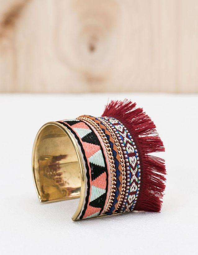 Bijoux ethniques touareg Bershka