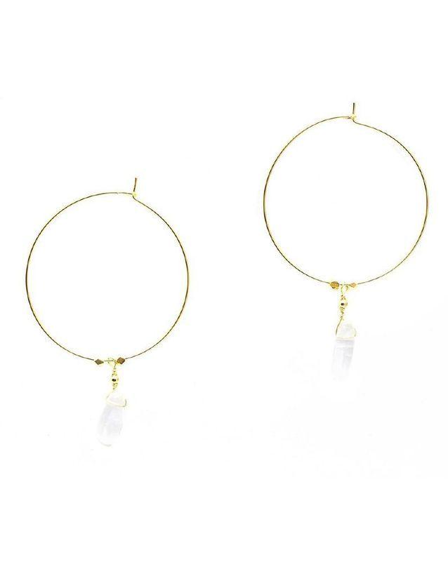 Boucles d'oreilles fantaisie Azucar bijoux