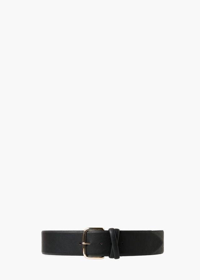 chaussures de sport 94bde 30435 Ceinture noire Mango - 20 ceintures qui soulignent la taille ...