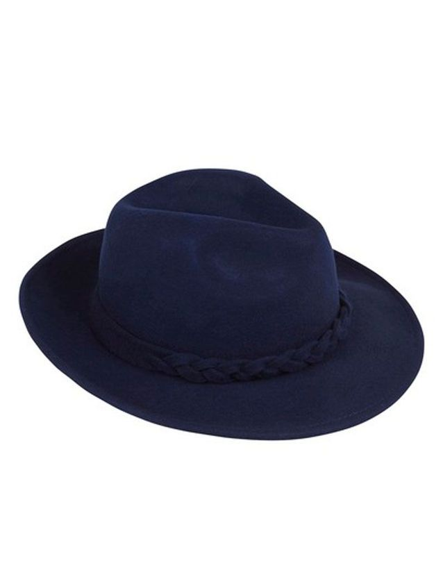 Chapeau bleu marine Minimum