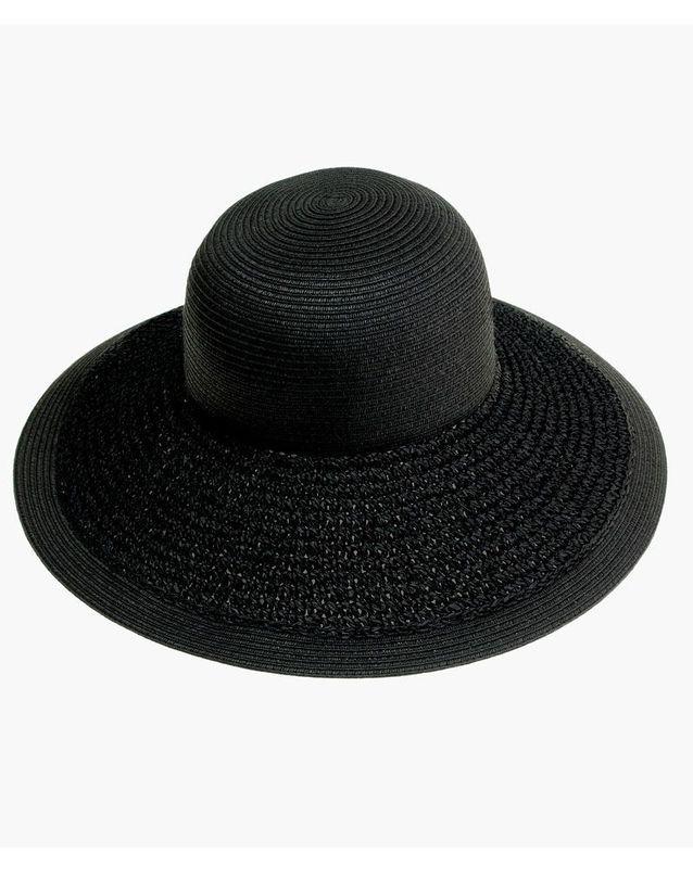 Chapeau en paille JCrew