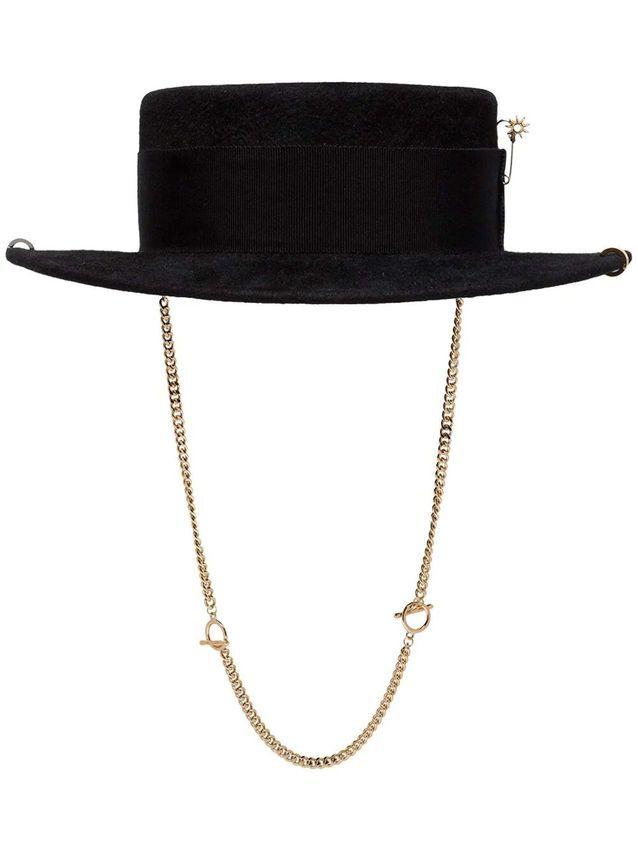 Tendance chapeaux de l'hiver : la chaine