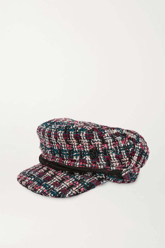 Tendance chapeaux de l'hiver la gavroche