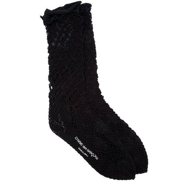 coût modéré inégale en performance livraison gratuite Chaussettes texturées Comme des garçons - 20 paires de ...