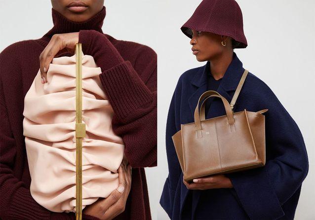 #ElleFashionCrush : Ces trois nouveaux sacs Mansur Gavriel vont accessoiriser tous nos looks d'hiver
