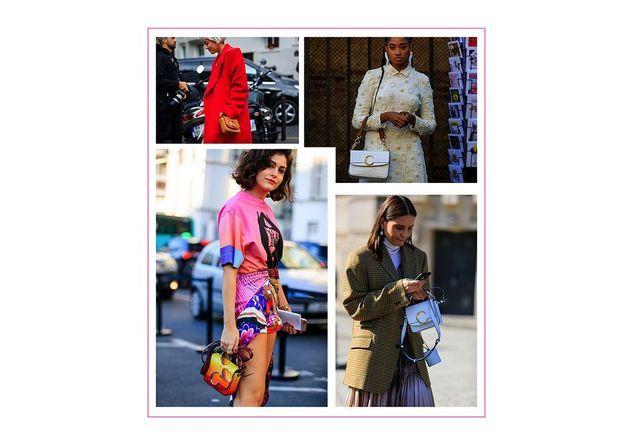Fashion week : 45 filles vues avec ce nouvel it-bag !