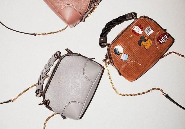It-pièce : Chloé présente le nouveau sac Daria Mini