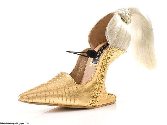 Mode diaporama chaussures kobi levi madonna