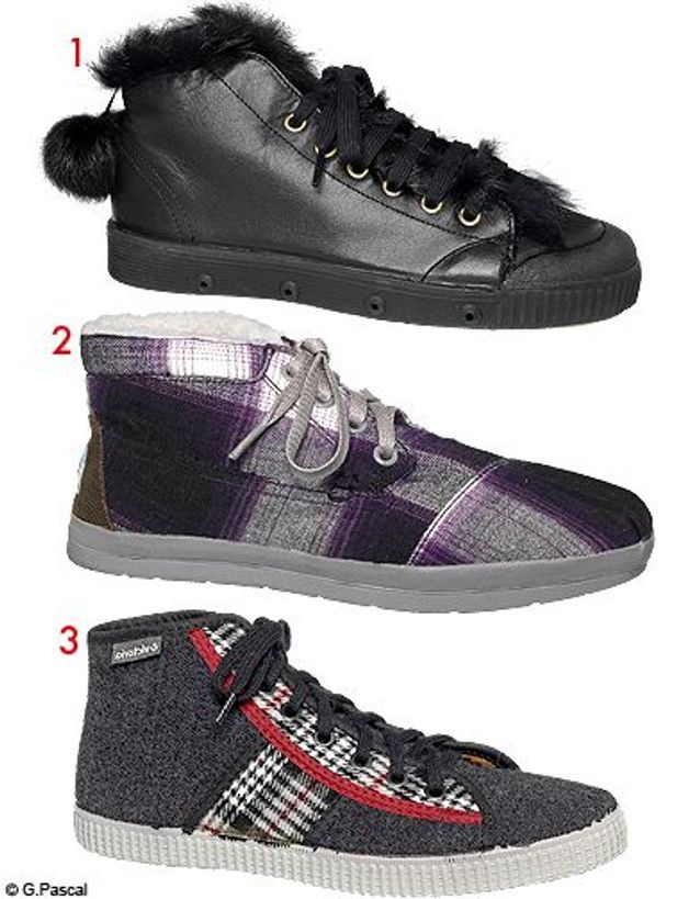 Mode guide shopping tendance look conseils accessoires baskets montantes