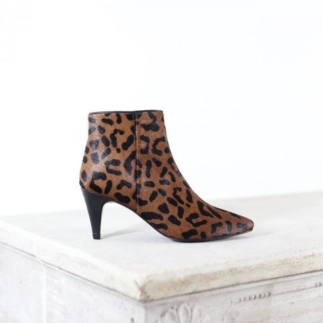 Bottines kitten heels L'Atelier 13