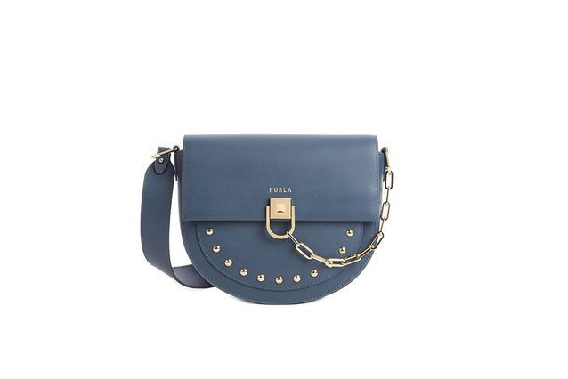 Le sac Furla Miss Mimì version bleu marine