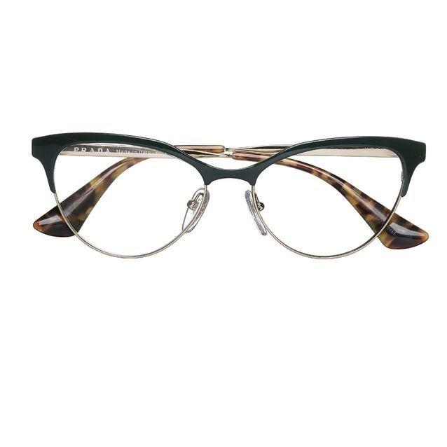 017b9ef5f4 Lunettes de vue Prada Eyewear - 8 paires de lunettes pour femmes qui ...