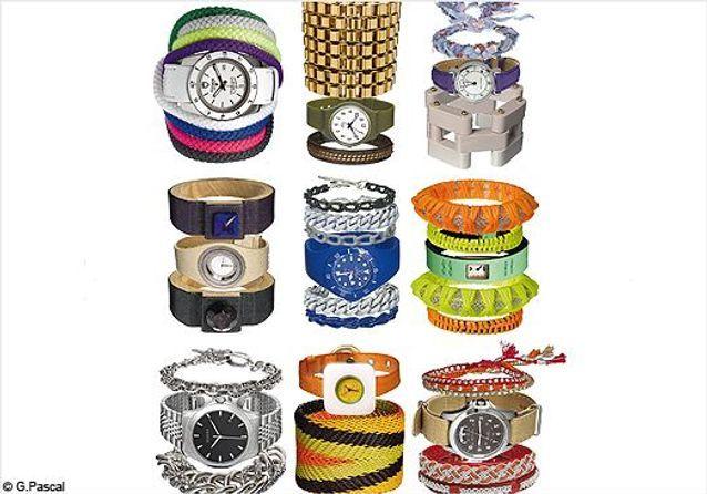 On veut toutes : des bracelets à sa montre