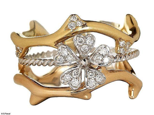 Mode guide shopping accesoires bijoux bagues dior